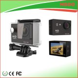 WiFi 170の程度完全なHD 1080Pはバイクのためのスポーツのカメラを防水する