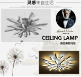 Moderne Acryl LEIDENE Lichten voor Woonkamer, AcrylLichaam