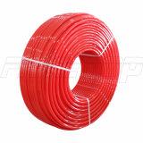 Tubo di plastica della barriera dell'ossigeno di Pex/PERT per il tubo del riscaldamento a pavimento