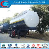 트레일러를 반 수송하는 Clw9227 2 차축 23.3cbm 화학 액체