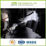 Preço de fábrica desobstruído acrílico de China dos revestimentos do pó