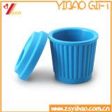 Coperchio della tazza del silicone o coperchio ecologico della tazza del silicone