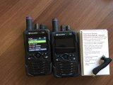 Pager duplo da voz da faixa em VHF+700-800MHz com certificação de CPA