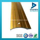Profil T5 en aluminium populaire personnalisé 6063 par T6 pour le ménage de décoration de cornet de garniture de tuile