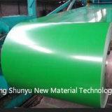 2017 il piatto d'acciaio caldo di vendita Z120 (G40) ha preverniciato la bobina di PPGI
