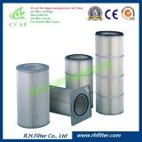Cartuccia di filtro dell'aria di Ccaf per il collettore di polveri
