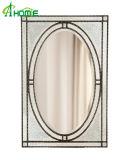 Specchio alla moda antico della parete della decorazione di Ernestine