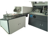 Máquina de impressão universal da tela com o Umscrabler e o IR que secam Syterm