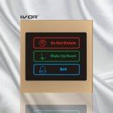 아크릴 개략 프레임 (SK dB100S3A)에 있는 호텔 현관의 벨 시스템 옥외 위원회