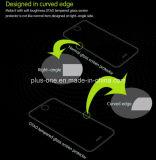 película de choque do protetor 9h da tela do vidro Tempered do espaço livre do arco 2.5D a bolha automática da absorção da anti livra para Moto X