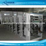 Machine d'impression chaude de rotogravure de papier d'aluminium de vente
