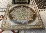 Belle décoration en cristal de porcelaine Art Floor Tile
