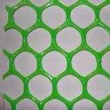 着色されたPP/PE/HDPEの明白な織り方のプラスチック金網