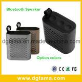 Haut-parleur portatif de Bluetooth d'alliage d'aluminium de Bluetooth V2.1+EDR mini