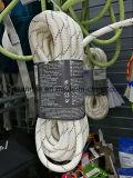 上昇及びスポーツのためのPP/Nylonの編みこみのロープ