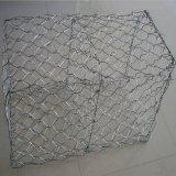 中国のステンレス鋼のGabionのバスケットか六角形の電流を通されたGabion/Wiremesh Gabion (XM-44)
