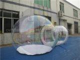 Tenda trasparente della bolla di alta qualità, affitto libero gonfiabile della tenda