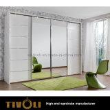 현대 백색 서 있는 옷장 나무 Tivo-00015hw