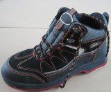 Ботинки безопасности пальца ноги ботинок Stylsih ковбоя Ufb004 взбираясь стальные