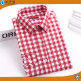 Fabrik-Großhandelsdame-Blusen-Baumwollfrauen-Hemden