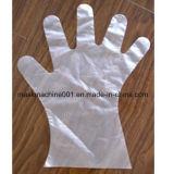 PE/Non-geweven Handschoen die Machine maken