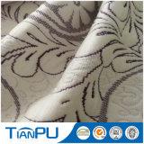 Tissu imperméable à l'eau de protecteur de matelas de la qualité 100%