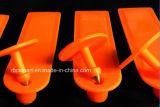 Rail passif en plastique animal de canard/pigeon/vache/poulet de marques d'oreille de bétail d'IDENTIFICATION RF de bétail