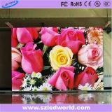 Innenfarbenreiches Bildschirmanzeige-Panel-Bildschirm-Vorstand-Fabrik-Bekanntmachen LED-P4 (CER, RoHS, FCC, CCC)