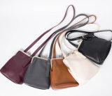 Sacchetto d'avanguardia popolare delle signore di Triming del metallo del sacchetto di spalla di stile di svago del sacchetto dell'unità di elaborazione di Crossbody