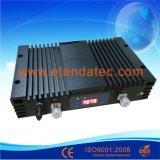 23dBm de banda ancha GSM WCDMA de banda dual de señal móvil Booster