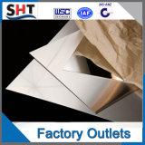Placa de aço inoxidável dos fabricantes 201 de China