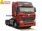 Camion de remorque d'entraîneur de tête d'entraîneur de Sinotruk HOWO 6X4 420HP