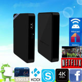 1080P 가득 차있는 HD 수신기 Minim8sii S905X 2g 16g