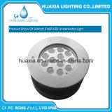 水中のためのDC12V 36wattのステンレス鋼IP68 LEDの照明