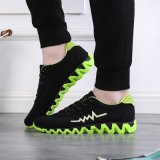 Kein MOQ 1 Paar-Segeltuch-beiläufige Kursteilnehmer-Frauen Wen Sport-Schuhe