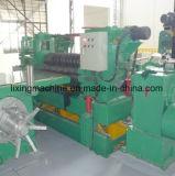 Metal automático chinês que corta a máquina da produção da estaca