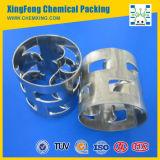 Кольцо завесы металла упаковки колонки нержавеющей стали случайно