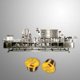 大きい生産のカプセルのコーヒー詰物およびシーリング機械