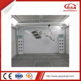 Horno durable de la hornada de la cabina de la pintura de aerosol del automóvil del OEM y del ODM para el garage del coche