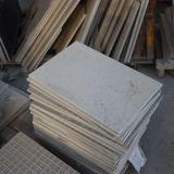 Mattonelle 2017 di pavimento di prezzi di fabbrica, mattonelle di marmo bianche per la pavimentazione e parete