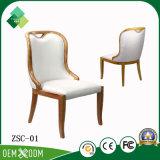 Madeira de borracha do estilo de Janpanese das cadeiras para o restaurante (ZSC-01)