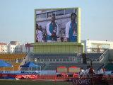 Mur du périmètre DEL de sport de SMD P10/écran visuels polychromes extérieurs d'Afficheur LED