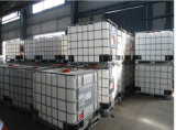 Réservoir en plastique du blanc IBC pour la mémoire et le transport