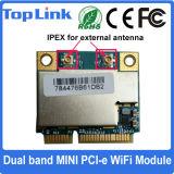 Top-7612e 802.11AC doble banda 867Mbps Mini Pcie WiFi módulo para caja de sonido de alta fidelidad