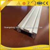La fábrica suministra la pista de aluminio de la cortina del carril de cortina del perfil de Alu de 6063 estándares