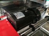 Vier Zeile Shirt-Beutel-Plastiktasche, die Maschine herstellt