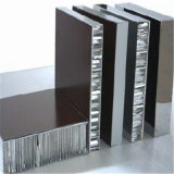 Zusammengesetztes Bienenwabe-Panel des Aluminium-FRP mit GlasFiberfeatured Produkt (HR453)