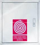 Armoire à feu de feuillard en métal / armoire à feu d'acier avec couleur blanche Ral9001