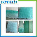 Pintar el filtro de la fibra de vidrio de los pararrayos