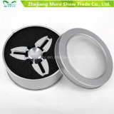 Tri Fidget Hand Spinner Crab Metal Stress Toy EDC Adhd Autismo